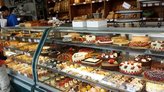 Paris Bakery Cafe : Paris bakery