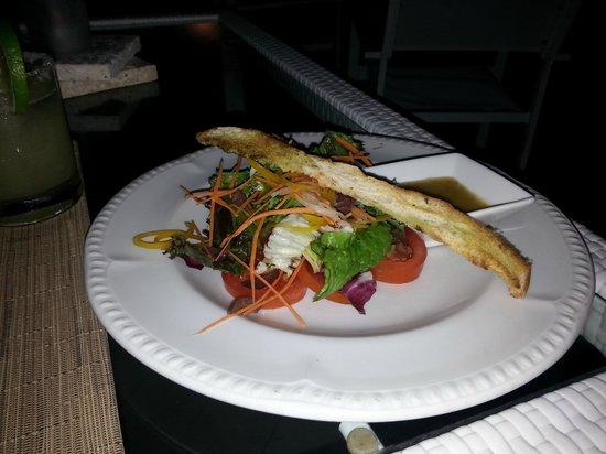 Beloved Playa Mujeres: Salad