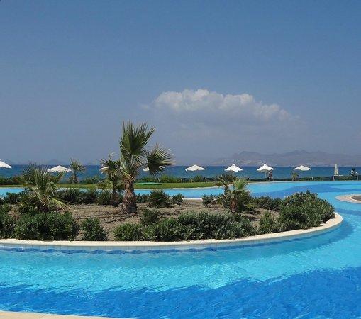 Astir Odysseus Resort & Spa: la piscine