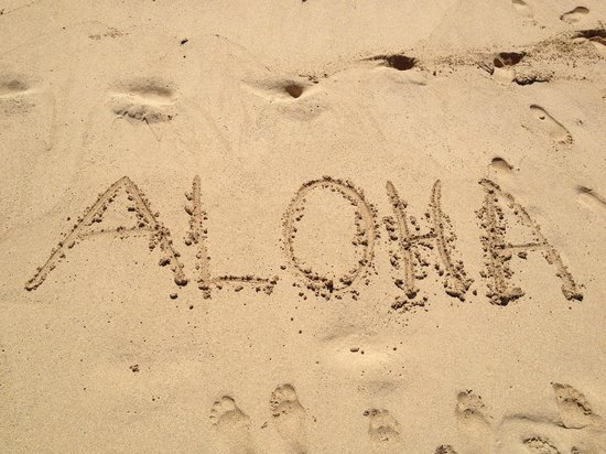 Moana Surfrider, A Westin Resort & Spa: aloha