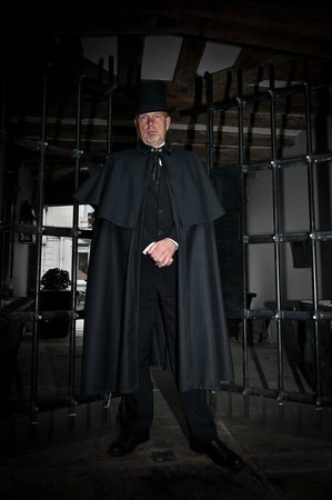 Ghost Walk of the Lanes: BRIGHTON WALKS INC.Ghost walker Ebenezer