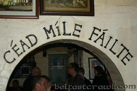 Belfast Pub Crawl