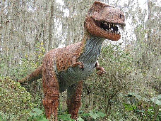 Dinosaur World : T-rex the predator