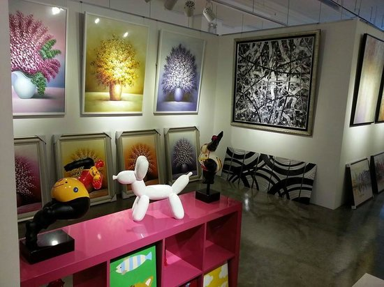 BlinkyB Art Gallery