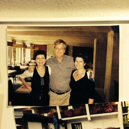 Hotel Maximilian: The famous Rick Steves has stayed here before!