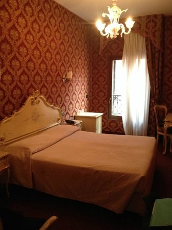 Gorizia a la Valigia: La chambre 55