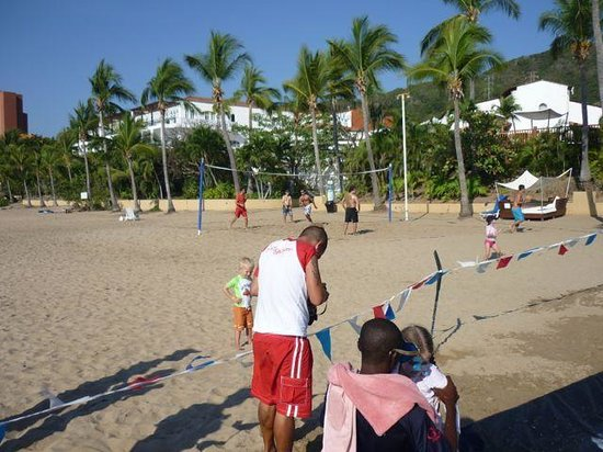 Club Med Ixtapa Pacific: Beach.