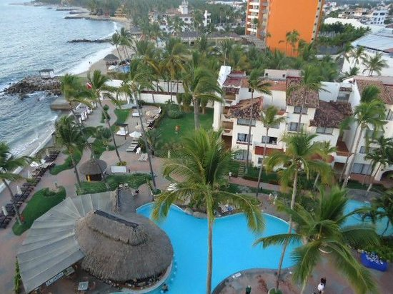 Plaza Pelicanos Grand Beach Resort : From the Top