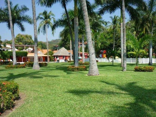 Club Med Ixtapa Pacific: View.