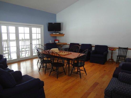 Murphin Ridge Inn: Common area in guesthouse