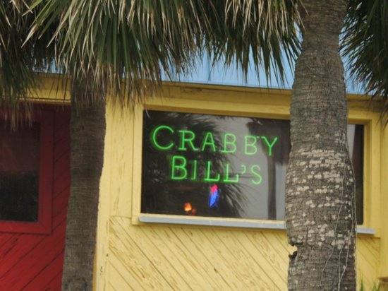 Crabby Bill's Clearwater Beach: View of second floor dining area