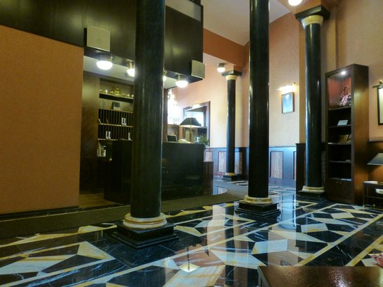 Ventana Hotel Prague : Lobby