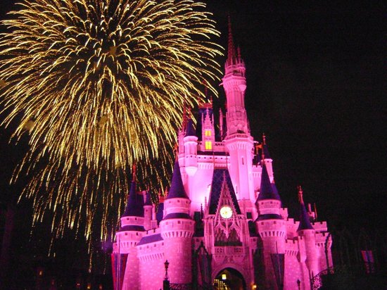 Walt Disney World: Disney a noite