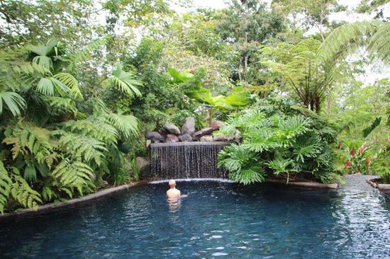 Hotel El Silencio del Campo: Private, clean, and  beautiful Hot Springs!