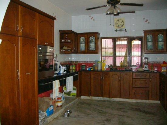 Pammae Palace : Kitchen