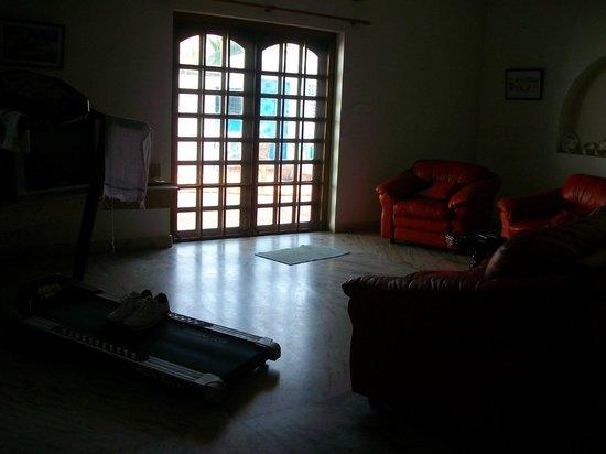 Pammae Palace: Lounge