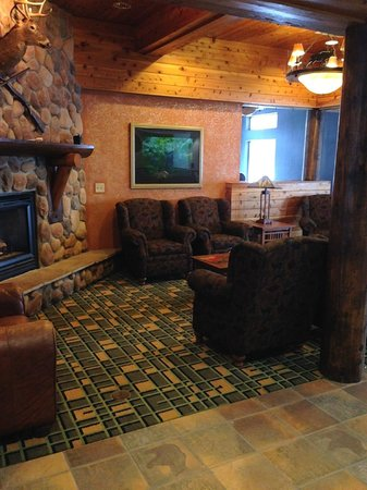 Best Western Plus Holland Inn & Suites : Lobby