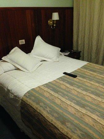 Hotel Nevada: Habitación
