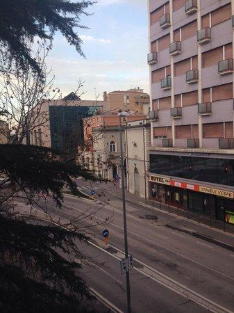 Hotel Poledrini: Vista dalla camera 204