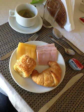 Pousada Bucaneiro : Café da manhã