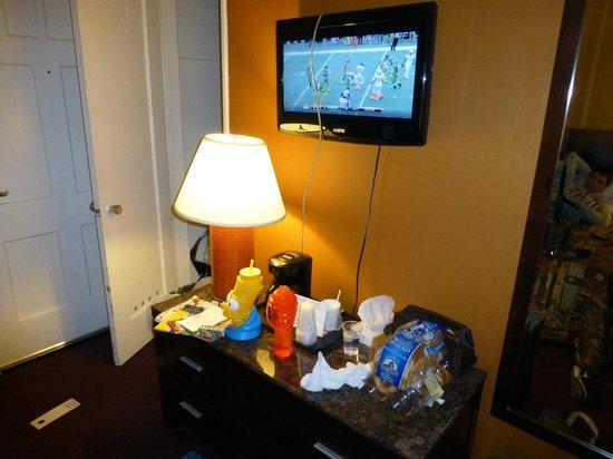 Coral Sands Motel : Televisão