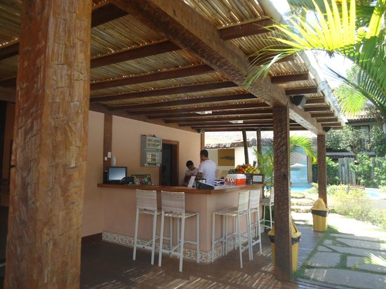 Corais e Conchas : Bar