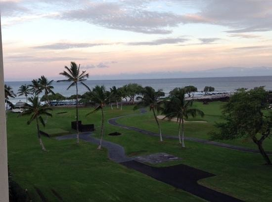 Fairmont Orchid, Hawaii : View from 2545