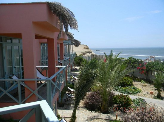 Chicama Surf Hotel & Spa : room view