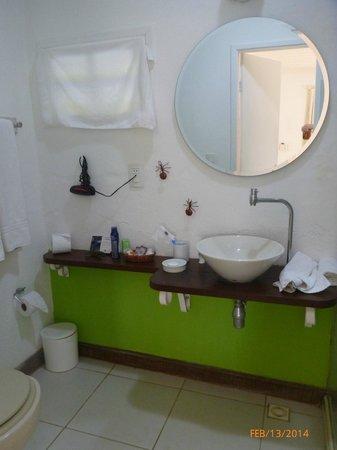 Pousada Bucaneiro : Banheiro