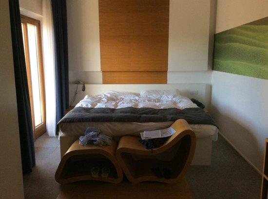 Montaperti Hotel: Letto