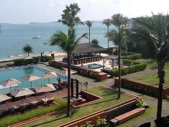 Hansar Samui Resort : view from room