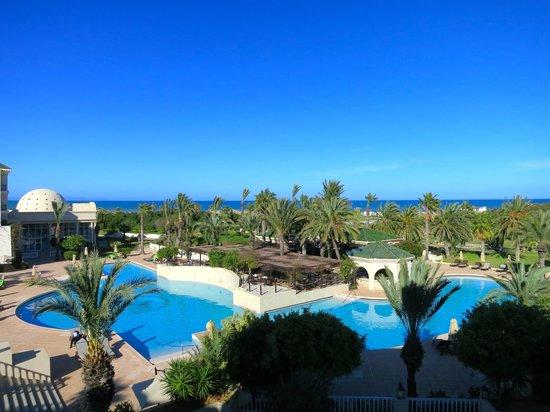 The Residence Tunis : Vista desde la habitacion