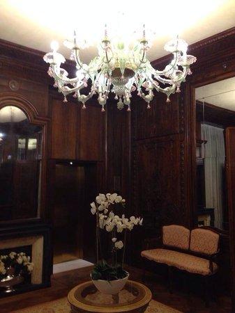 Hotel Ai Reali di Venezia: Lobby, beautiful !