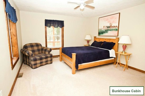 WILLOWBROOK CABINS - Prices & Campground Reviews (Golconda, IL