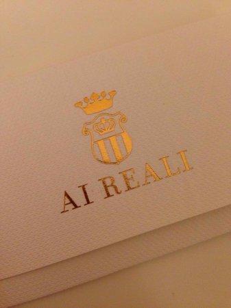 Hotel Ai Reali di Venezia: Beautiful hotel! Notes and chocolates left every night