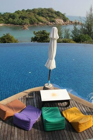 Q Signature Samui Beach Resort : Schöne Aussichten