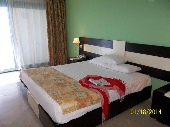 Montillon Grand Horizon Beach Resort: Номер отеля