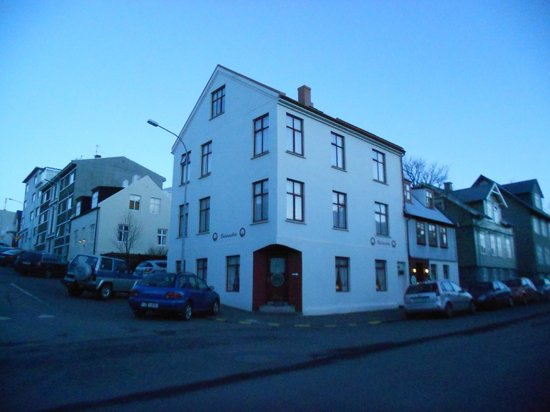 Baldursbra Guesthouse : Guesthouse