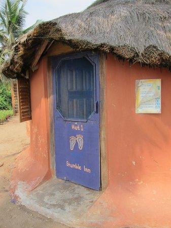 Stumble Inn: Our hut