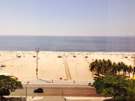 JW Marriott Hotel Rio de Janeiro: View from hotel room....