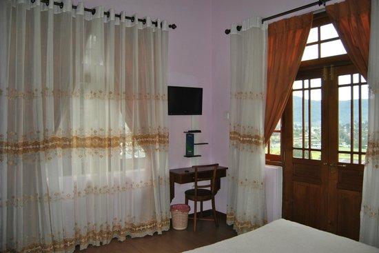 Heaven Seven Hotel Nuwara Eliya: Notre chambre