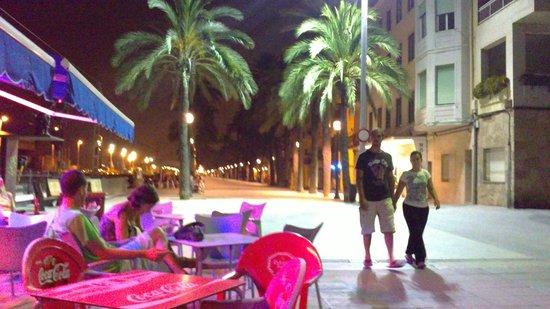 Hotel Miramar: Gezellige avonden