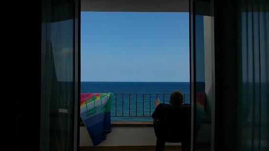 Hotel Miramar: Prachtig uitzicht