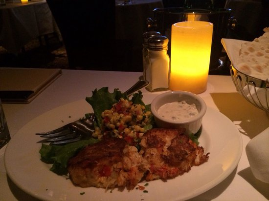 Capital Grille - Perimeter: Lobster & Crab Cakes