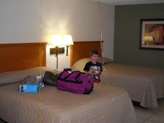 Champions World Resort: Great clean room!!