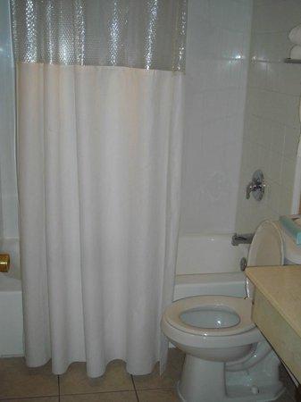 Champions World Resort: Super clean bathroom