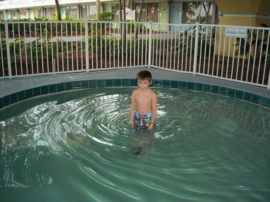 Champions World Resort: Kiddle pool