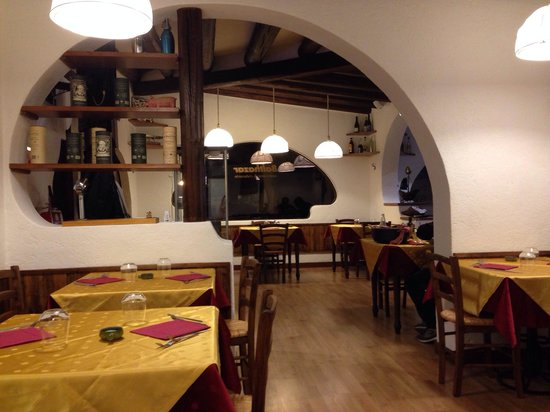 Ristorante & Apericena Balthazar: il ristorante..