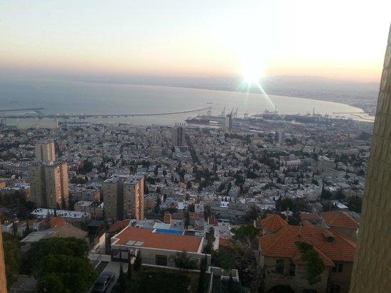 Dan Panorama Haifa: the haifa bay