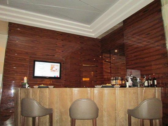 UNA Hotel Roma: Le bar